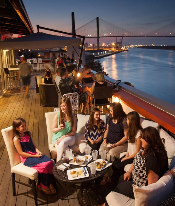 Wonderful Food Waits Around Every Corner In Savannah Enjoy An Elegant Dinner On The Picturesque River Or Grab A Quick Lunch Historic Downtown