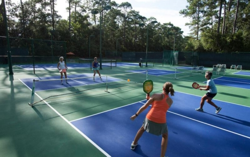 The Five Best Things about Pickleball