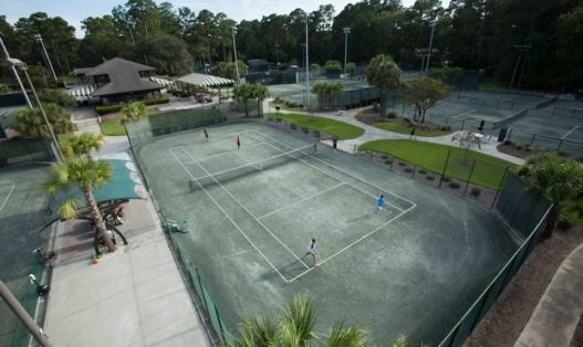 Tennis Centers & Court Sports at The Landings