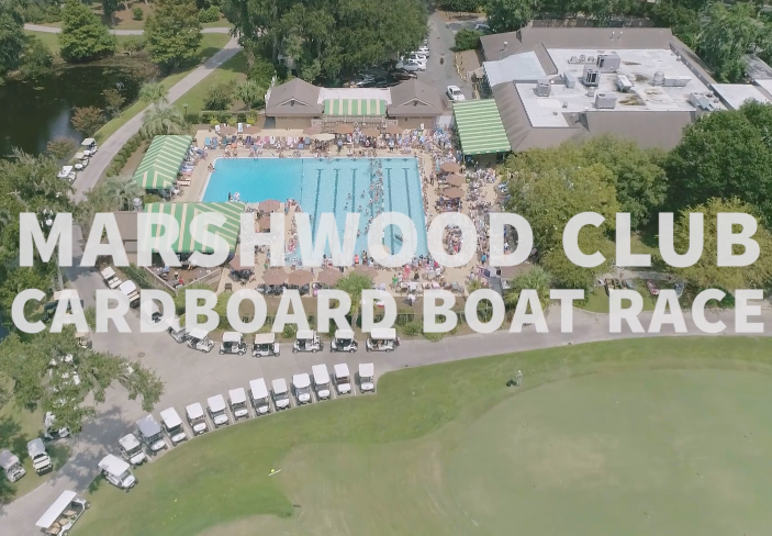 Labor Day BBQ & Cardboard Boat Race