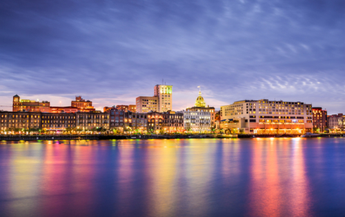Five Fun Fall Events in Savannah