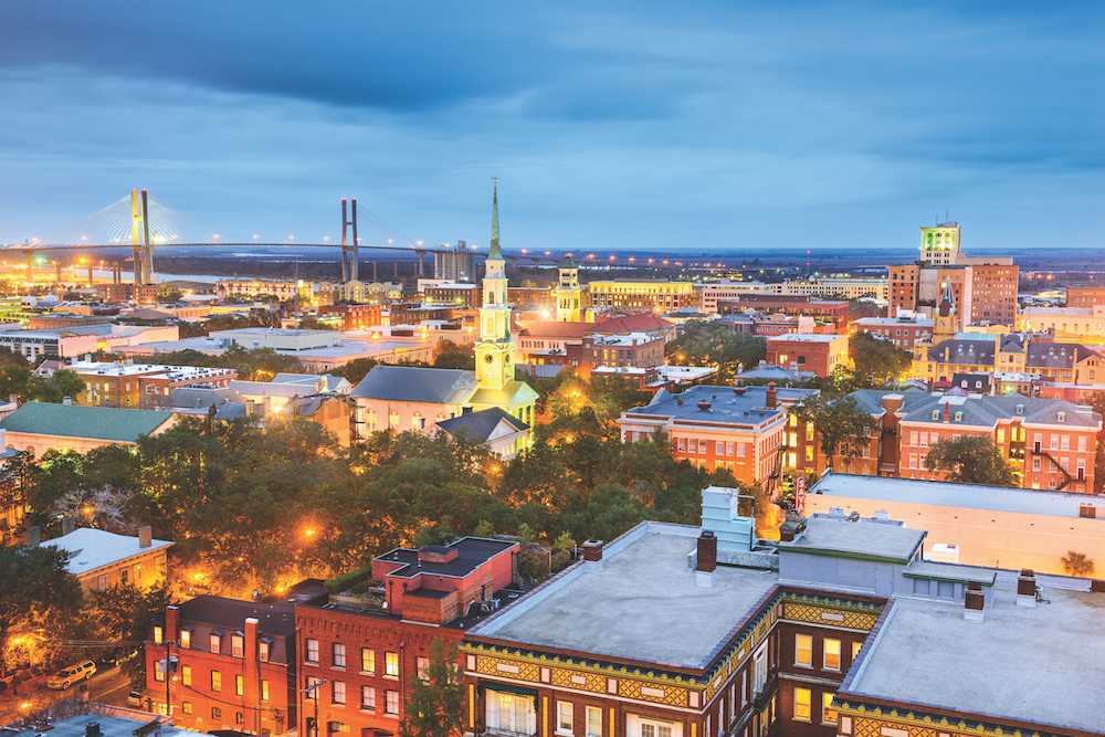 Why Savannah is a Top Retirement Destination