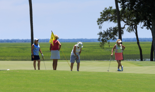 Landings Women's Golf Association – January Update!