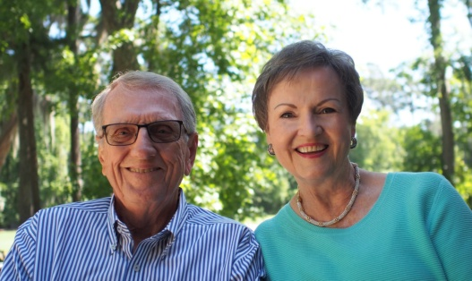 Resident Spotlight: Diane and Jerry Thompson