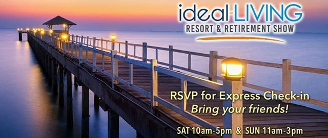 Meet us at The Ideal Living Shows in September!