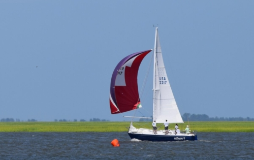 Major Sailing Event Returns to Skidaway