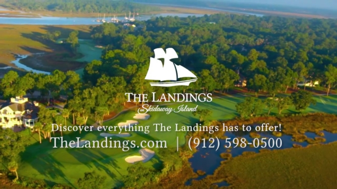 Watch Video to Discover The Landings on Skidaway Island