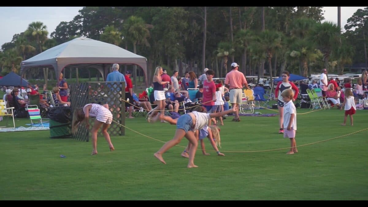 Watch Video of July 4th at The Landings on Skidaway Island