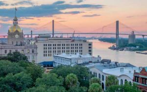The Landings in Savannah, Georgia