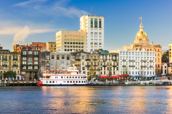 Savannah Named One of the Best Places to Retire By Forbes